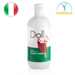DOLL ALOE VERA POST WAX OIL 500 ML