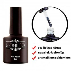Top no sticky with shimmer 8 ml