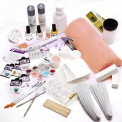 MATERIALS FOR MANICURE